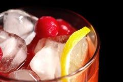 Freshening drink Stock Photo