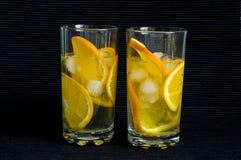 Freshening drink Royalty Free Stock Photos