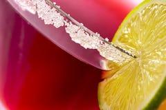 Freshening fruit cocktail Royalty Free Stock Images