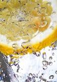 freshes λεμόνι Στοκ Εικόνα