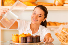 The freshest bakery for our customers. Stock Photo