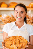 The freshest bakery for our customers. Stock Images
