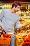 Only the freshest veggies. Stock Photography