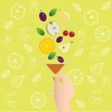 Freshiy a serré Image stock