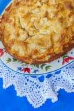 Freshly baked apple pie Royalty Free Stock Photos