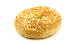 Freshly baked bagel Stock Photography