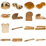 Freshly Baked Bread Stock Photography