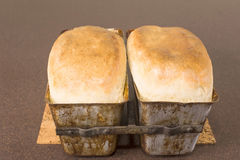 Freshly baked bread Royalty Free Stock Images