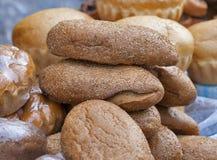 Freshly baked bread Royalty Free Stock Photos