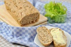 Freshly Baked Bread Stock Photo