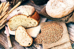 Freshly baked bread Royalty Free Stock Photography