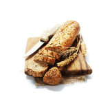 Freshly baked bread Stock Photography
