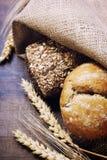 Freshly baked bread royalty free stock photo