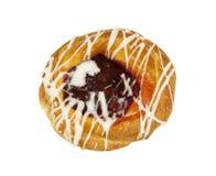 Freshly baked Cherry Danish Royalty Free Stock Image