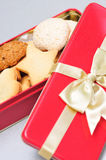 Holiday cookies Stock Image