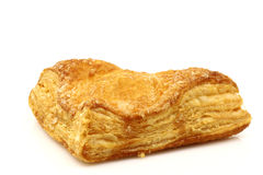 Freshly baked crispy apple turnover Stock Photography