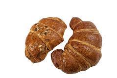 Freshly baked croissant Royalty Free Stock Images