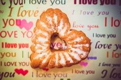 Freshly baked cupcake Royalty Free Stock Image