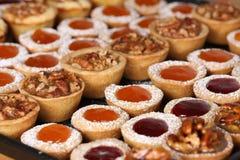 Freshly Baked Desserts Stock Photos