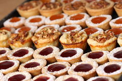 Freshly Baked Desserts Royalty Free Stock Photography
