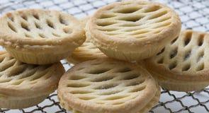 Freshly Baked Fruit Mince Pie. Stock Image