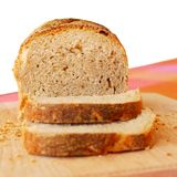Fresh healthy sourdough bread Royalty Free Stock Image