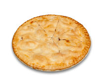 Freshly baked homemade apple pie Royalty Free Stock Photo