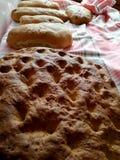 Freshly baked homemade bread Royalty Free Stock Photography