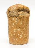 Freshly baked loaf isolated Royalty Free Stock Photo