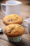 Freshly baked muffins Royalty Free Stock Photos