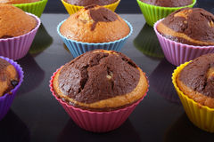 Freshly baked muffins Royalty Free Stock Photo