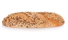 Freshly baked multigrain bread and wheat Royalty Free Stock Images