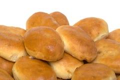 Freshly baked patty stock image