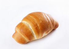 Freshly baked roll Royalty Free Stock Photography