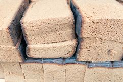 Homemade Brown Bread I Stock Images