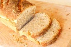 Fresh healthy sourdough bread Stock Photo