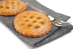 Freshly baked tarts Royalty Free Stock Photo