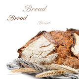Freshly baked traditional bread Royalty Free Stock Photo