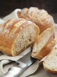 Freshly baked traditional bread. Stock Photography