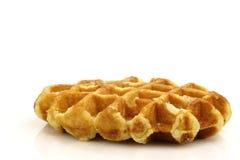 Freshly baked waffle Royalty Free Stock Image