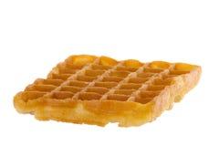 Freshly baked waffle Stock Photos