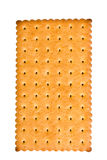Freshly baked wheat biscuits Stock Images