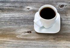 Freshly Brewed Morning Dark Coffee Stock Image