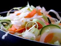 Free Freshly Chopped Vegetables Royalty Free Stock Image - 2166636