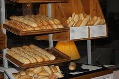 Freshly cooked bread Stock Photo