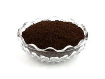 Freshly ground coffee Royalty Free Stock Photo
