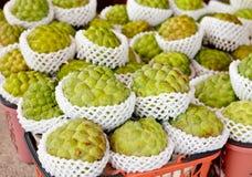 Buddha Head Fruits Stock Image