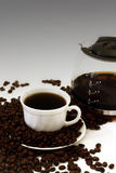 Freshly Made Coffee Royalty Free Stock Image
