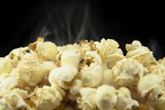 Freshly Made Popcorn.  Royalty Free Stock Photography