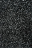 Freshly paved asphalt Royalty Free Stock Photography